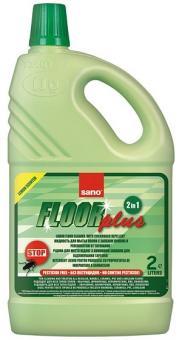 Detergent pardoseli Sano Floor Plus 2L - anti insecte