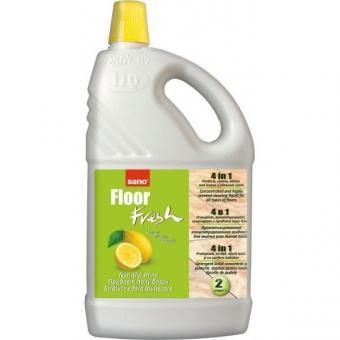 Detergent pardoseli Sano Floor Fresh Lemon 2L