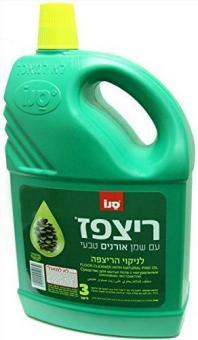 Detergent pardoseli universal cu ulei natural de pin Sano Floor Cleaner 3L