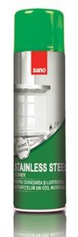 Solutie pentu curatat inox Sano Nirosta 500 ml