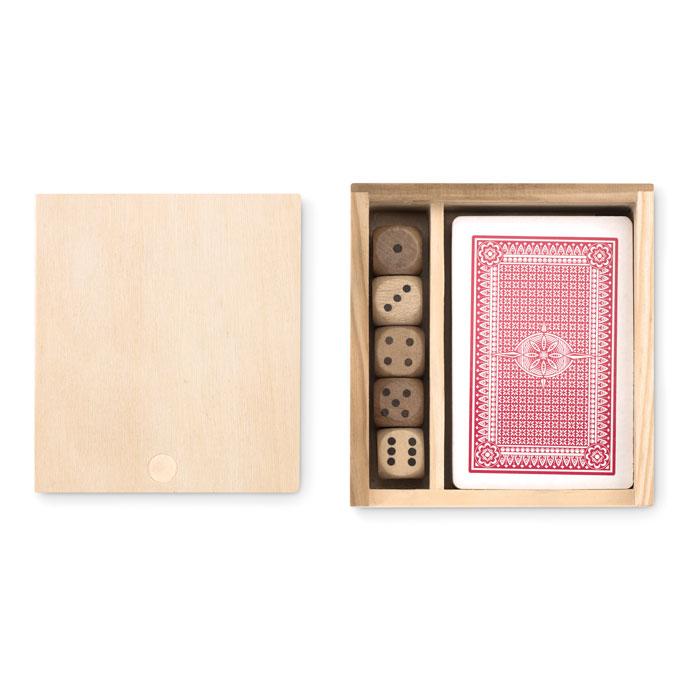 Cărți de joc și zaruri         MO9187-40
