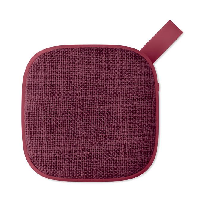 Boxă BT textilă pătrată        MO9260-02