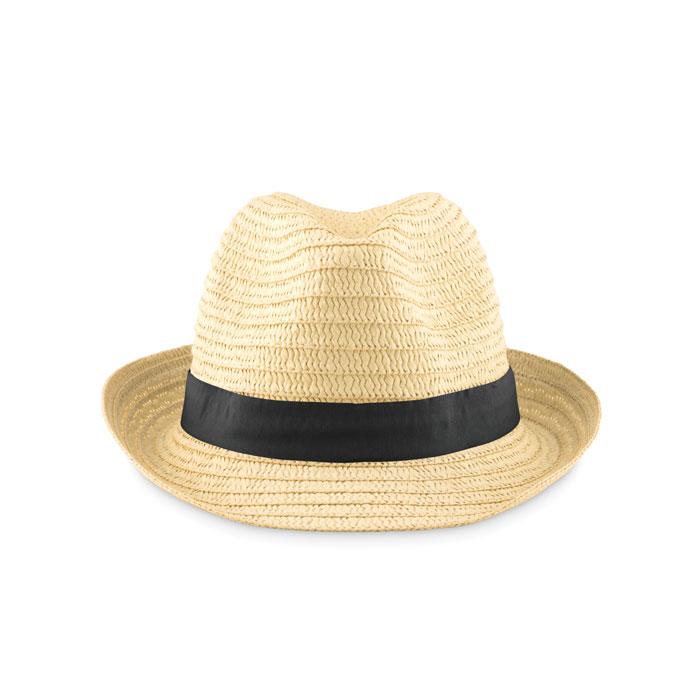 Pălărie din paie naturale      MO9341-03