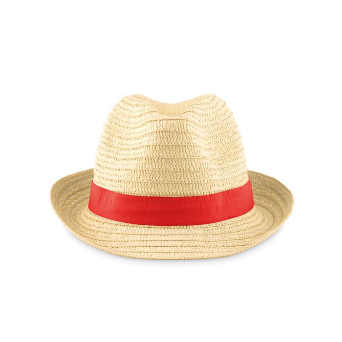 Pălărie din paie naturale      MO9341-05