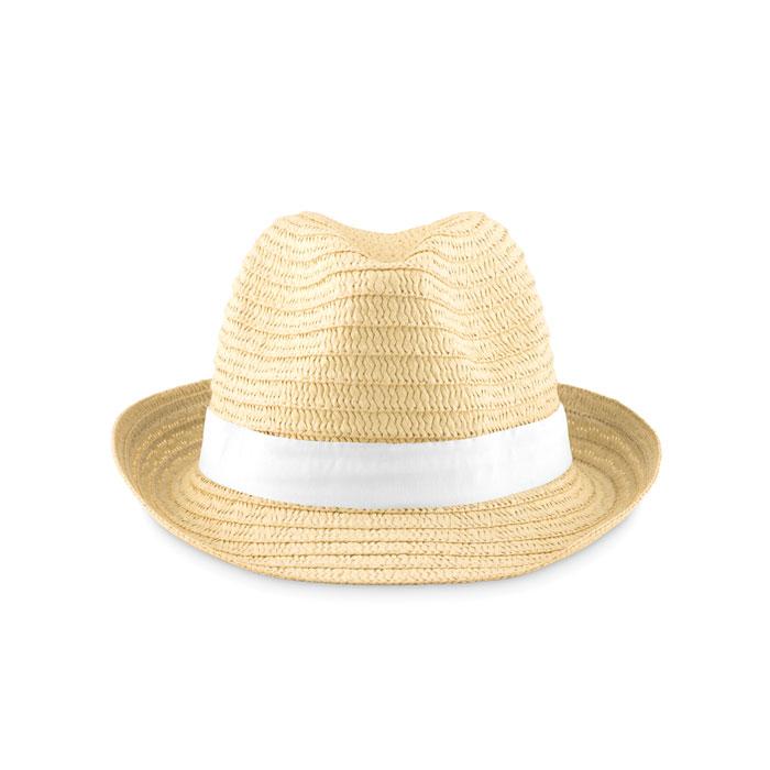 Pălărie din paie naturale      MO9341-06