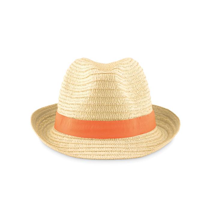 Pălărie din paie naturale      MO9341-10