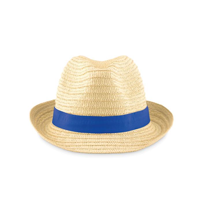 Pălărie din paie naturale      MO9341-37
