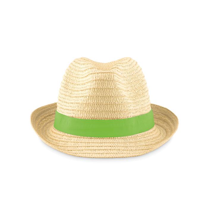 Pălărie din paie naturale      MO9341-48