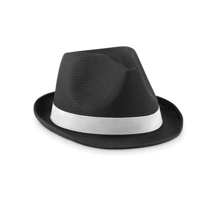 Pălărie colorată din paie      MO9342-03