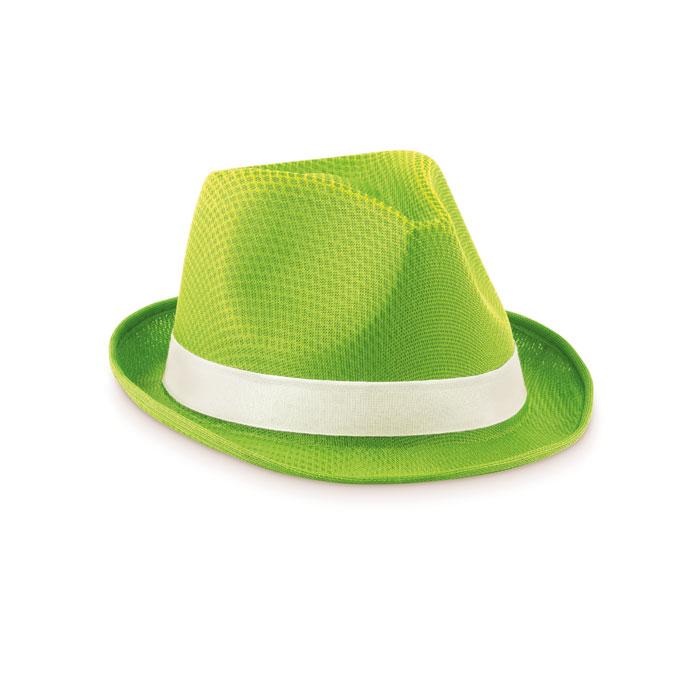 Pălărie colorată din paie      MO9342-48