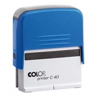 Stampila COLOP Printer C40