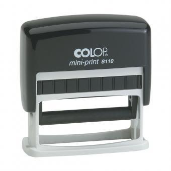 Stampila COLOP S-110 Mini-print