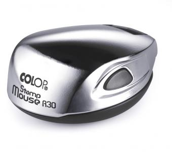 Stampila COLOP Stamp Mouse R 30 Chrome