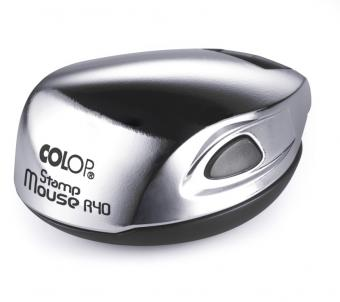 Stampila COLOP Stamp Mouse R 40 Chrome