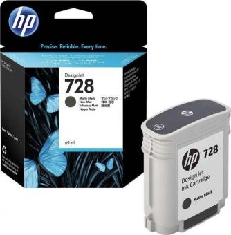 HP F9J64A MATTE BLACK INKJET CARTRIDGE