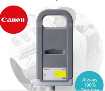CANON PFI-710Y YELLOW INKJET CARTRIDGE