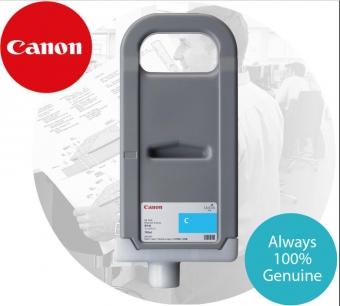 CANON PFI-710C CYAN INKJET CARTRIDGE
