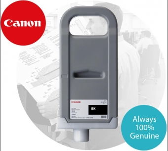 CANON PFI-710PBK BLACK INKJET CARTRIDGE