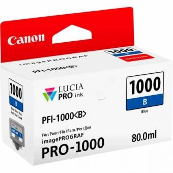 CANON PFI-1000BLUE BLUE INKJET CARTRIDGE