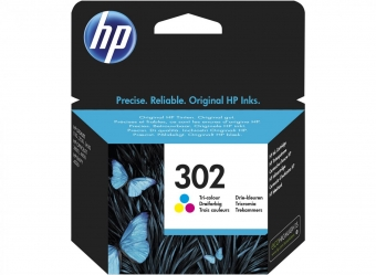 HP F6U65AE COLOR INKJET CARTRIDGE