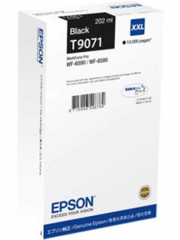 EPSON T9071 BLACK INKJET CARTRIDGE