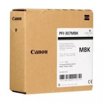 CANON PFI-307MB BLACK INKJET CARTRIDGE