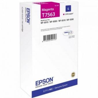 EPSON T75634 MAGENTA INKJET CARTRIDGE