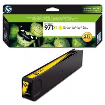 HP CN628AE YELLOW INKJET CARTRIDGE