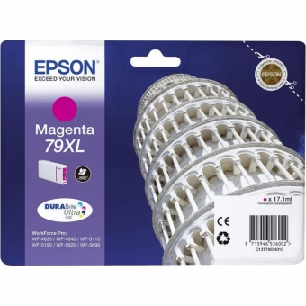 EPSON 79XL MAGENTA INKJET CARTRIDGE