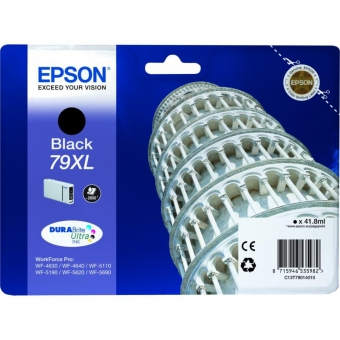 EPSON 79XL BLACK INKJET CARTRIDGE