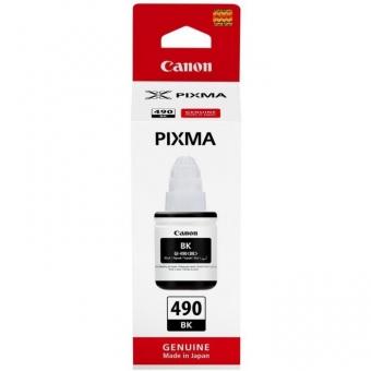 CANON GI-490 BLACK INKJET BOTTLE