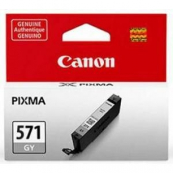 CANON CLI-571GY GREY INKJET CARTIDGE