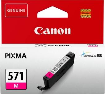 CANON CLI-571M MAGENTA INKJET CARTIDGE