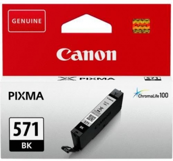 CANON CLI-571BK BLACK INKJET CARTIDGE