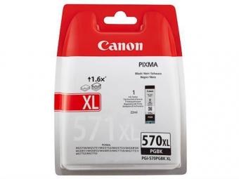 CANON PGI-570XLPGBK BLACK XL INKJET CART
