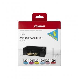 CANON PGI29MULTI2 INKJET PACK CARTRIDGES