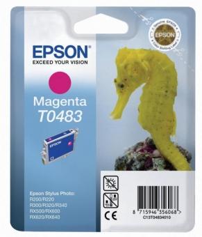 EPSON T04834010 MAGENTA INKJET CARTRIDGE