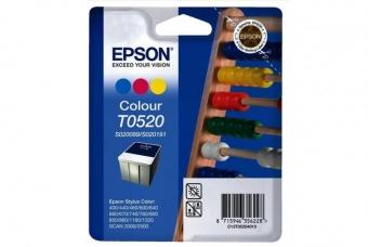EPSON T0520 COLOUR INKJET CARTRIDGE