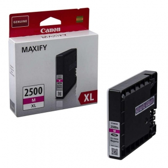 CANON PGI2500XLM MAGENTA INK CARTRIDGE