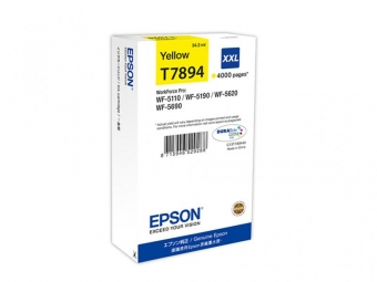 EPSON T7894 YELLOW INKJET CARTRIDGE