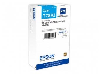 EPSON T7892 CYAN  INKJET CARTRIDGE