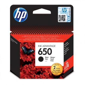HP CZ101AE BLACK INKJET CARTRIDGE