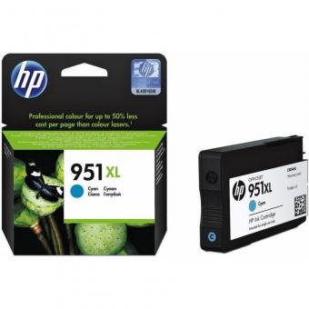 HP CN046AE CYAN INKJET CARTRIDGE