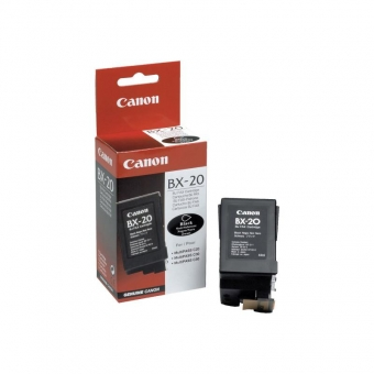 CANON BX-20 BLACK INKJET CARTRIDGE