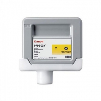 CANON PFI-303Y YELLOW INKJET CARTRIDGE