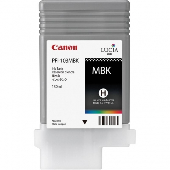 CANON PFI-103MB BLACK INKJET CARTRIDGE