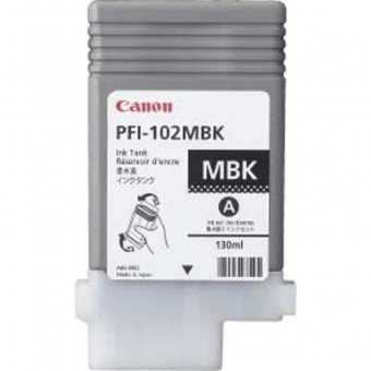CANON PFI-102MB BLACK INKJET CARTRIDGE
