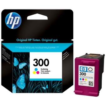 HP CC643EE COLOR INKJET CARTRIDGE