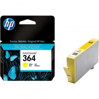 HP CB320EE YELLOW INKJET CARTRIDGE