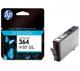 HP CB317EE BLACK INKJET CARTRIDGE